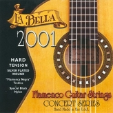 LaBella 2001 Flamenco Hard