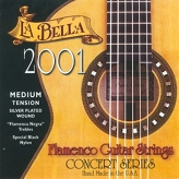 LaBella 2001 Flamenco Medium